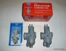 Amal Premier 930 Carburetor SET--Copy by WASSELL UK--Jetted for Triumph T120 650
