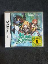 Etrian Odyssey (Nintendo DS, 2008) Neu & Versiegelt