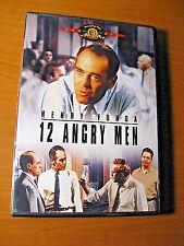 12 Angry Men 1957 Dvd Henry Fonda Mgm/Ua 2001