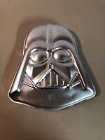 Wilton Party Pan Darth Vader Cake 502-1409 Star Wars Empire Strikes Back 1980