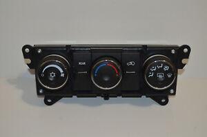 ✔️2009-2012 Chevrolet Traverse Climate AC Control Temperature Panel OEM 20917130