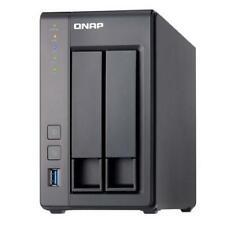 QNAP TS -251+ 2 Bay Desktop High-performance NAS Enclosure - 8 GB RAM, Intel