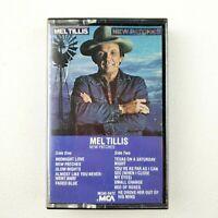 Mel Tillis New Patches Cassette, 1984 MCA Records