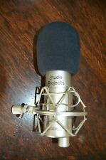 Studio Projects T3 Condenser Cable Professional Microphone - XLR 7 PIN