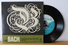 ETERNA 520 283  BACH  Brandenburgisches Konzert Nr.3 G-dur BWV 1048 Helmut Koch