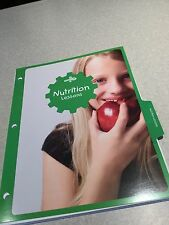 ELEMENTARY SCHOOL NUTRITION LESSON PLAN - FOR TEACHERS, HOMESCHOOL