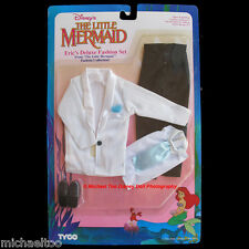 TYCO DISNEY LITTLE MERMAID ERIC'S DELUXE FASHION SET *MIP* FORMAL PRINCE ARIEL