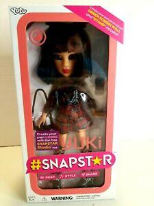 Yuki Snapstar Doll W/ Accessories NIB Goth Punk Rock