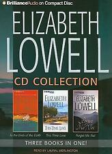 Elizabeth Lowell CD Collection 2: To the Ends of the Earth / This Time Love /...
