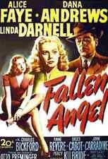 Fallen Angel 01 Film A3 Poster Print