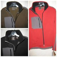 New Timberland Lightweight Wind Breaker Soft Shell Jacket Coat Fall Spring Mens