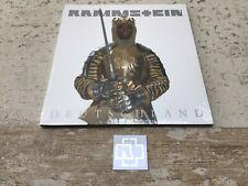 Rammstein - Deutschland - CD Single - Limited Edition Digipak + sticker Emigrate