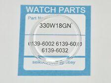 NEW GLASS CRYSTAL FOR VINTAGE SEIKO6139-6010 6139-6002 POGUE PEPSI COKE 330W18GN