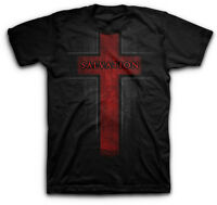 Mens Christian T-Shirt Salvation by Kerusso BRAND-NEW