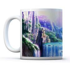 Fairy Tale Waterfall - Drinks Mug Cup Kitchen Birthday Office Fun Gift #16533