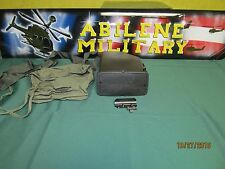 SAW M249 Shrike 200 Round Ammo Pouch With Plastic Insert, Empty With Starter Tab
