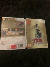 Steelbook The legend of Zelda Skyward Sword Wii Collector 25th Anniversary