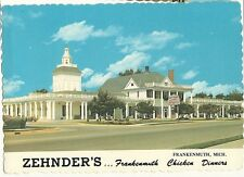 Zehnders's Chicken Dinners Frankenmuth MI MIchigan Post Card Hotel