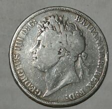 Great Britain 1822 One Silver Crown 5357