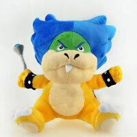 6'' Koopalings Super Mario Bros Ludwing Stuffed Plush Toy Doll Gift UK Seller