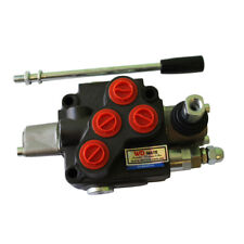 Quality Spool Hydraulic Monoblock Directional Control Valve 3 Position  20031000