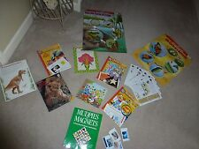 Kids Science Books Material Plants & Animals Experiments K - 4 Grades New Used