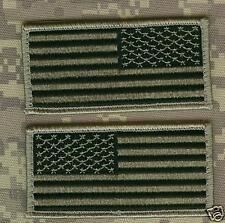 ACU BDU OIF OEF ODA CTU FLAG R/L burdock 2-PATCH SET