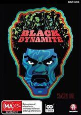 Black Dynamite Season 1 NEW R4 DVD