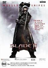 Blade 2 (2002) Wesley Snipes - NEW DVD - Region 4