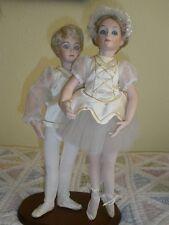 Porcelain Ballerina Dolls