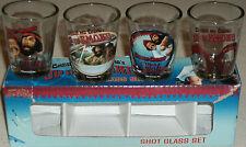 Cheech And Chong Marijuana Joint Pot Movie Shot Bar Glass Shooter Glasses Xmas