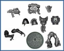 Space Wolves Grey Hunters Single Model Figure bits