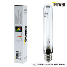 iPower 400 Watt High Pressure Sodium HPS Grow Light Bulb 1/2/4/6-PACK