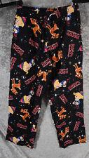 Rudolph Red Nosed Reindeer Men's Medium 32/34 Sleep Lounge Pants Christmas PJ's