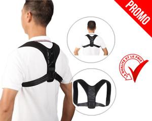 Correcteur de posture de clavicule réglable médical haut du dos orthèse d'épaule