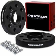 DIRENZA 4x98 20mm HUBCENTRIC WHEEL SPACER PAIR FOR LANCIA DELTA FIAT PUNTO 188