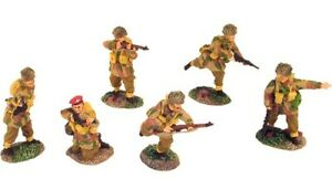 Corgi Forward March WWII British Paratroopers Set 6 Figures US59010 Retired New