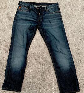 Emporio Armani Men  Jeans Sz W 32 L 34 - Blue