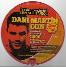 DANI MARTIN / EL CANTO DEL LOCO - ULTRA RARE SPANISH DISPLAY FIRST SOLO CONCERT