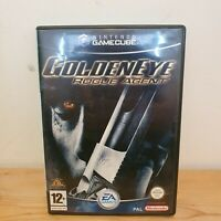 Goldeneye: Rogue Agent - Nintendo Gamecube Game - UK PAL RELEASE - James Bond