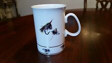 Fishing Tackle Cup Mug Made by Eximious in England NEW