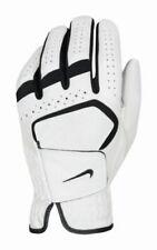 Nike Dura Feel IV Ladies Golf Glove 3-Pack White/Black - Left Hand Large