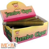 Fake Jumbo Cigar Fancy Dress Costume Accessory Gangster
