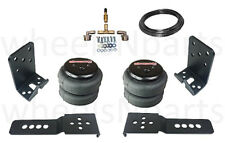 Chevy S10 Tow Assist Air Over Leaf Under Frame Air Bag Suspension Over Load Kit