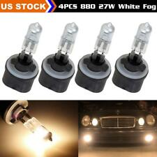 HaloPro-4pcs 880 Fog light Headlight 27W 6500K High Performance Halogen Bulb