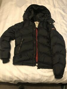 mens tommy hilfiger jacket large