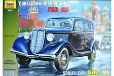 ZVEZDA 3634 1/35 GaZ-M1 Soviet Car