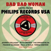 VA RUTH BROWN / CLIFFTERS - Bad Bad Woman -Gems From Ph... 2CD NEU OVP