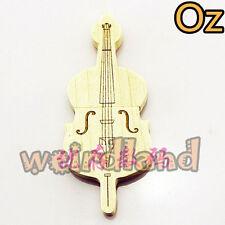 Cello USB Stick, 8GB 3D Wood Quality USB Flash Drives WeirdLand