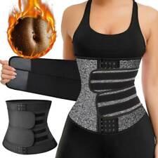 Fajas Women Waist Trainer Workout Trimmer Belt Weight Loss Belly Girdles Shaper